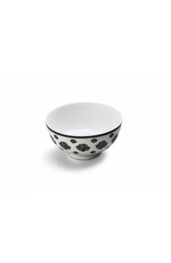Bowls - Jogo com 6 peças Black Roses - 400ml