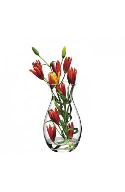 Vaso em vidro Inspiration Florero (26x15x15 cm)